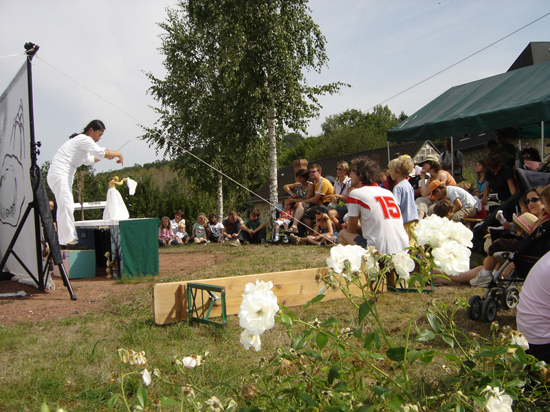 Fête du bois 2009