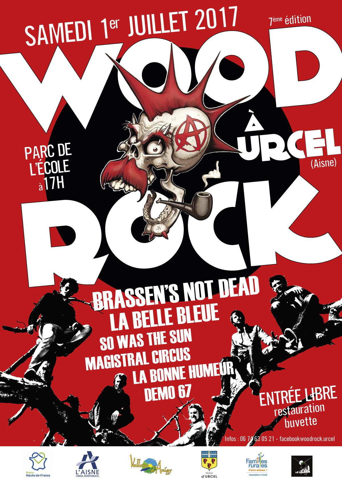 WOODROCK 2017